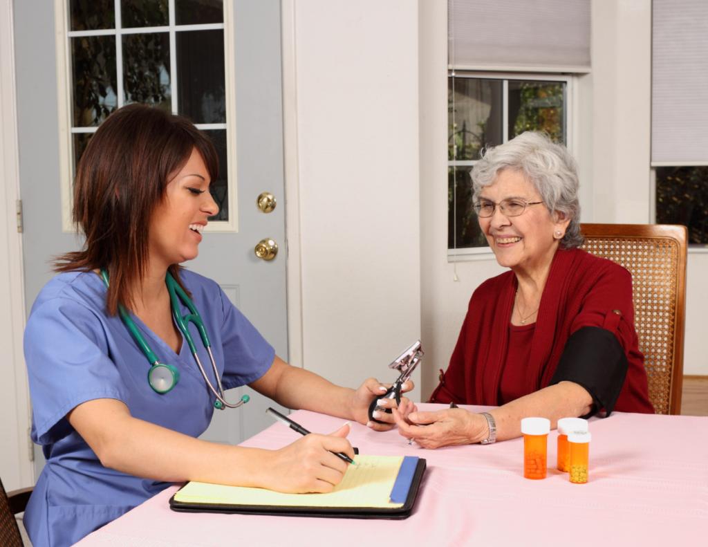 Medical caregiver