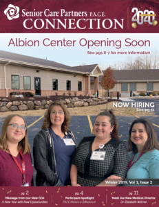Our Albion Center to Open Soon