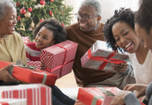 THE BEST CHRISTMAS GIFT – YOUR TIME AND ATTENTION