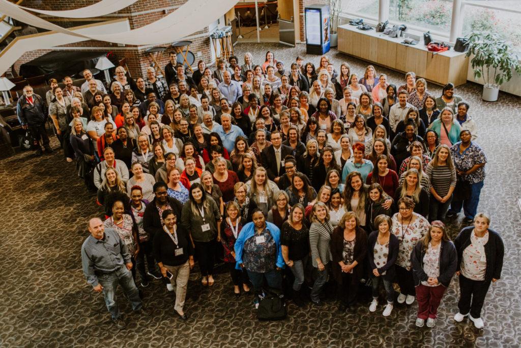 Senior Care Partners team picture